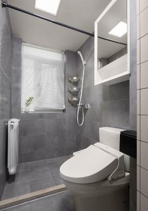 二居 简约 卫生间图片来自知贤整体家装在绿地·新江桥城的分享