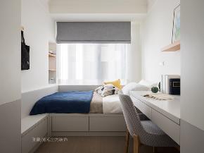 张馨 瀚观 室内设计 装修 装饰 卧室图片来自张馨/瀚观室内装饰在小平数之黑白琴键的从容生活的分享