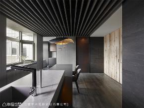 装修设计 装修完成 休闲多元 休闲饭店风 餐厅图片来自幸福空间在175,豪宅新定义 无价景观全开展的分享
