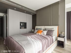 装修设计 装修完成 现代风格 卧室图片来自幸福空间在198平,大气质调温馨宅的分享