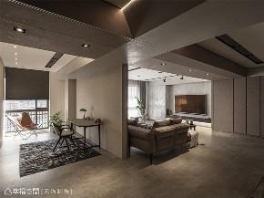 装修设计 装修完成 现代风格 书房图片来自幸福空间在198平,大气质调温馨宅的分享
