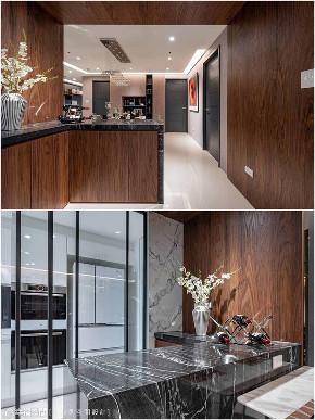 装修设计 装修完成 现代风格 其他图片来自幸福空间在132平, 朗阔大气品味宅的分享