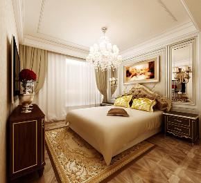 三居 欧式 卧室图片来自知贤整体家装在中信泰富·又一城的分享