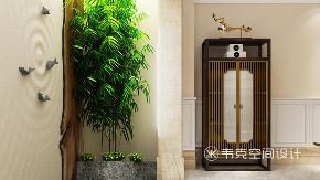 客厅图片来自韦克空间设计在韦克丨名流御园(上)的分享