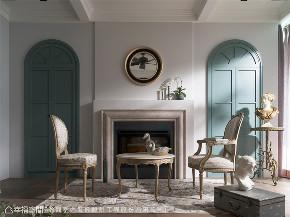 装修设计 装修完成 新古典 美式风格 其他图片来自幸福空间在403平,藏美 优雅如你的分享
