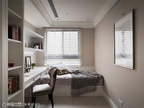 装修设计 装修完成 新古典 标准格局 儿童房图片来自幸福空间在149平,高雅质韵 新古典微奢宅邸的分享