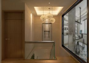现代 复式 楼梯图片来自知贤整体家装在香溢景庭的分享