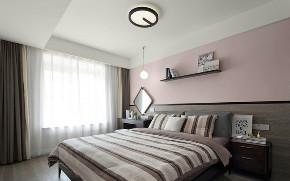 三居 北欧 卧室图片来自知贤整体家装在嘉宝紫提湾的分享