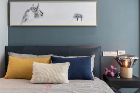 简约 儿童房图片来自禾景大陈设计在中南御景城的分享