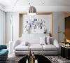 恰到好处的装饰和造型,体现了空间与家具的整体协调,纯粹的现代风情由此展开。