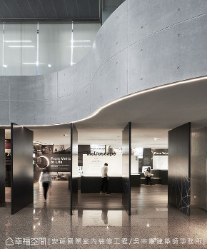 装修设计 装修完成 现代风格 老屋翻新 其他图片来自幸福空间在509平,捷运展示馆的分享