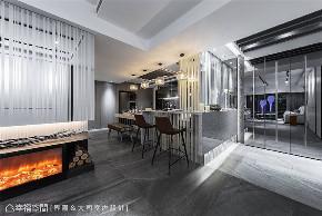 装修设计 装修完成 前卫风格 标准格局 玄关图片来自幸福空间在112平, 科幻时尚美型宅的分享