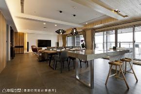 装修设计 装修完成 现代风格 休闲多元 厨房图片来自幸福空间在165平,九乐之所的分享