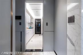 装修设计 装修完成 现代风格 厨房图片来自幸福空间在159平, 收藏家的现代风雅居的分享