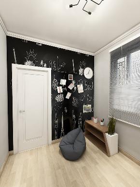 北欧 原木 儿童房图片来自在8万北欧风情 让在家心旷神怡的分享