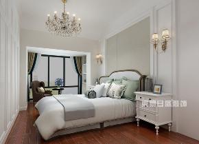 欧式 简约 卧室图片来自在星河银湖谷-89平米装修的分享