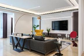 简约 别墅 客厅图片来自在江南山水-现代简约装修风的分享