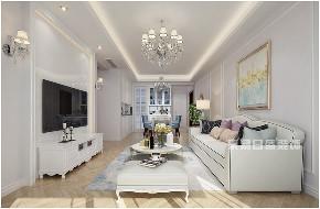 欧式 简约 客厅图片来自在星河银湖谷-89平米装修的分享