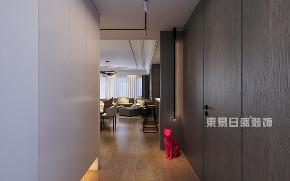 简约 三居 玄关图片来自在三里屯SOHO-175平米-现代轻奢的分享