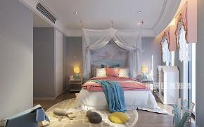 简约 三居 卧室图片来自在三里屯SOHO-175平米-现代轻奢的分享