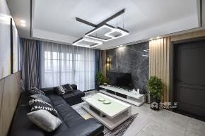 现代 客厅图片来自在永不过时的现代风格的分享