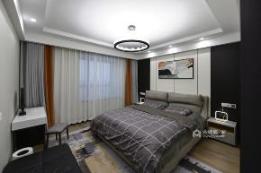 现代 卧室图片来自在永不过时的现代风格的分享