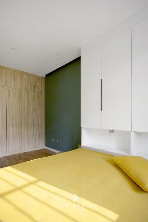 二居 收纳 旧房改造 儿童房图片来自久栖设计在40m²小户型整容改造术的分享