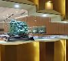 文华权设计-玉联珠宝展厅