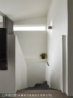 装修设计 装修完成 现代风格 休闲多元 楼梯图片来自幸福空间在159平,简约现代人文居所的分享