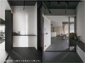 装修设计 装修完成 现代风格 休闲多元 玄关图片来自幸福空间在192平,自然况味现代宅的分享