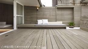 装修设计 装修完成 现代风格 休闲多元 阳台图片来自幸福空间在159平,简约现代人文居所的分享
