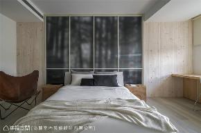 装修设计 装修完成 现代风格 休闲多元 卧室图片来自幸福空间在192平,自然况味现代宅的分享