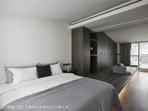 装修设计 装修完成 现代风格 休闲多元 卧室图片来自幸福空间在159平,简约现代人文居所的分享