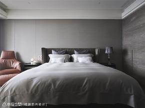 卧室图片来自幸福空间在360平,材质×手法构筑的音乐飨宴的分享