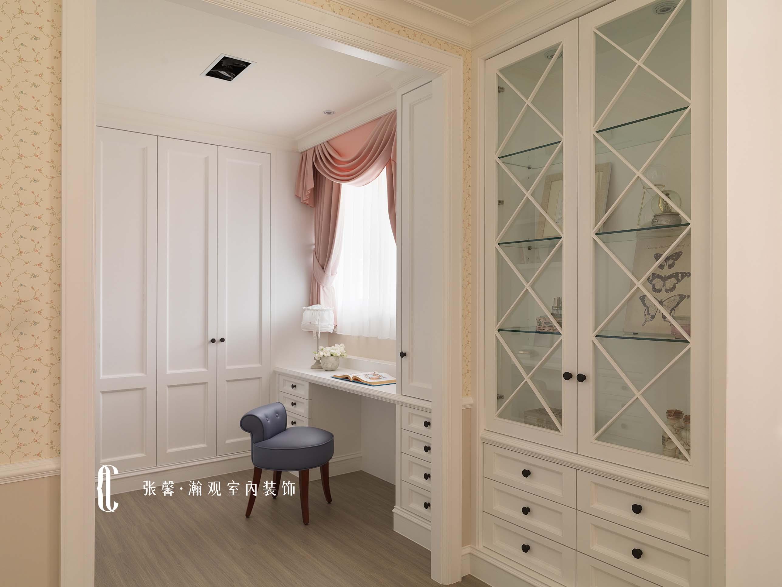 衣帽间图片来自张馨_瀚观室内装饰在王与后 城堡梦的分享