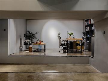 苜梵设计办公空间