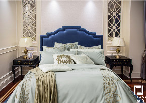 欧式 卧室图片来自天鉴合_天鉴整体软装在天鉴合案例|绿城黄浦湾的分享