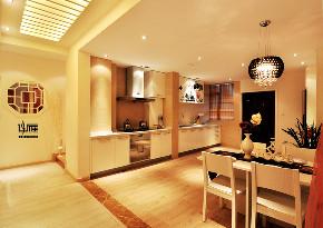 贵阳装修 贵阳设计 贵阳家居 装修设计 新中式 厨房图片来自飞雁空间设计在轻描淡写-新中风的分享