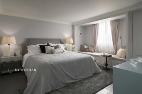 混搭 二居 张馨 卧室图片来自在雍雅 女人香的分享
