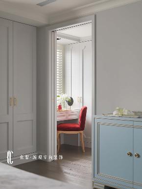 混搭 二居 张馨 衣帽间图片来自张馨_瀚观室内装饰在雍雅 女人香的分享