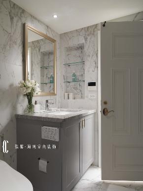 混搭 二居 张馨 卫生间图片来自张馨_瀚观室内装饰在雍雅 女人香的分享
