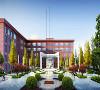 文华权设计-兰州药业办公总部