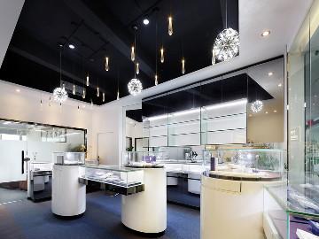 文华权设计-爱尼亚珠宝展厅