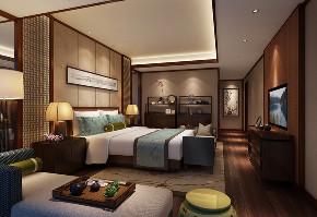 欧式 混搭 别墅 卧室图片来自文华东方工程设计在文华东方设计--惠州汪生别墅的分享