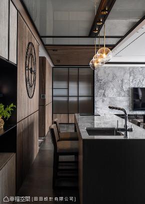 装修设计 装修完成 现代风格 混搭风 厨房图片来自幸福空间在198平,拥抱童心的幸福住宅的分享