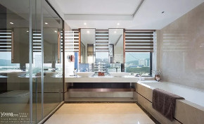 旧房改造 小资 漾设计 轻奢 精装房 卫生间图片来自漾设计在漾设计 | 纸醉金迷的分享