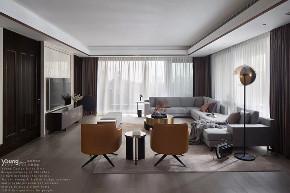 旧房改造 小资 漾设计 轻奢 精装房 客厅图片来自漾设计在漾设计 | 纸醉金迷的分享
