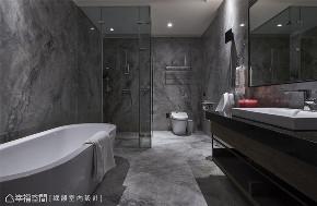 装修设计 装修完成 现代风格 卫生间图片来自幸福空间在528平,大气质感  唯美景观大宅的分享