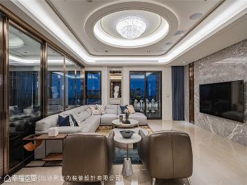 430平,豪宅推手 打造企业主会所