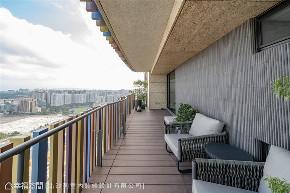装修设计 装修完成 现代风格 英式风格 新古典 阳台图片来自幸福空间在430平,豪宅推手 打造企业主会所的分享